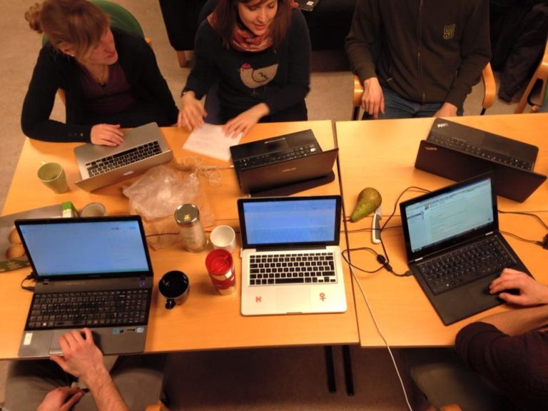 Working session to finalize concept paper in Lund (SE)