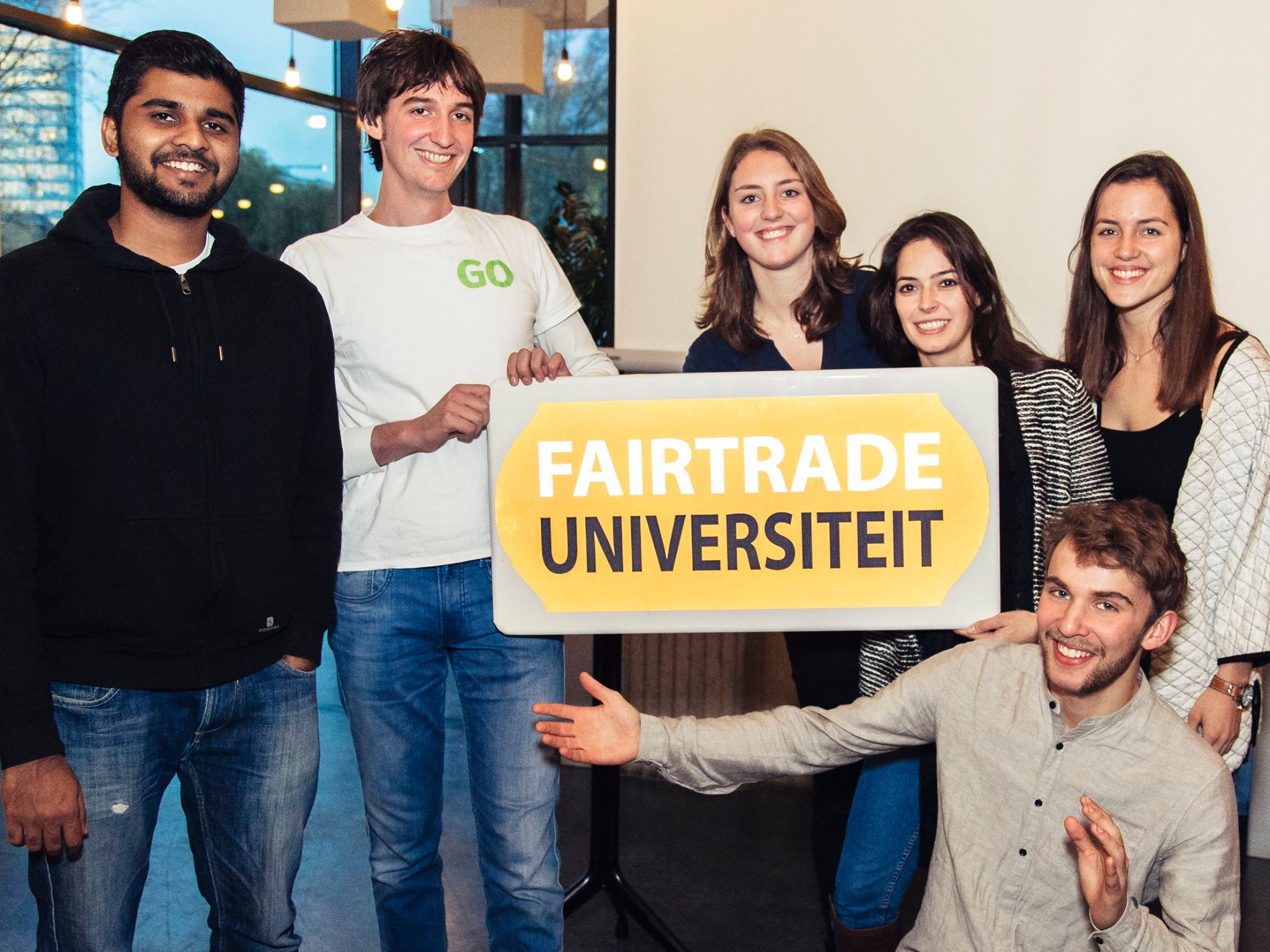 Fairtrade Certification for TU Eindhoven (NL)